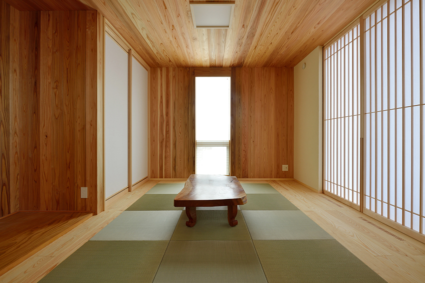 安藤木工所の仕事